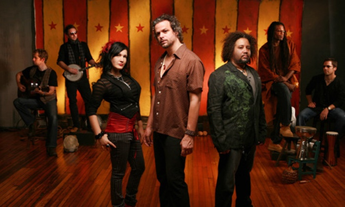 Rusted Root - Downtown - Penn Quarter - Chinatown: $8 to See Rusted Root on October 10 at Taste of DC ($16 Value)