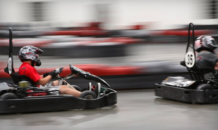 Umigo Racing - Livermore: Go-Kart Session and Head Sock for One or Four at Umigo Racing in Livermore