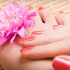 Spa Day: 55% Off Shellac Manicure & Everlasting Pedicure in Oakville
