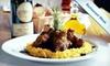 La Tavola Ristorante Italiano - Little Italy: $45 for a Three-Course Italian Dinner for Two at La Tavola Ristorante Italiano ($91 Value)