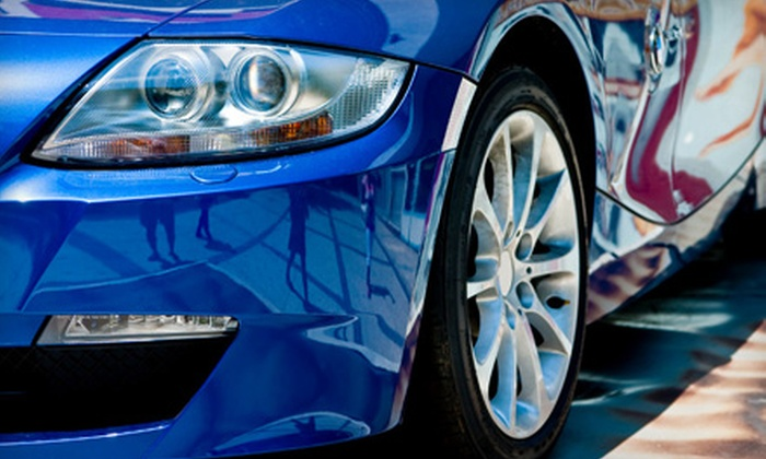 Lion Solutions - Southern Pacific / Richards: Superior Auto Detail and Wax Finish or Lion Luxury Auto Detail from Lion Solutions (54% Off)