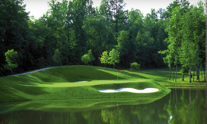 Crystal Lake Golf & Country Club, Eagles Brooke Country Club, and Bear's Best Atlanta - Multiple Locations: Golf Package at Crystal Lake Golf & Country Club and Eagles Brooke Country Club or at Bear's Best Atlanta (Up to 78% Off)