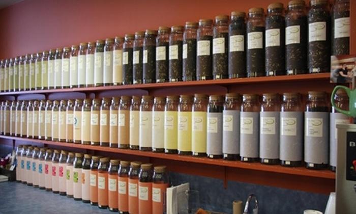 Zencha Tea Bar - Collingwood: $7 for $15 Worth of Loose Leaf Tea, Café Fare, and More at Zencha Tea Bar