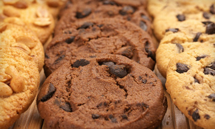 TLC Confections and Gifts - North Columbia: $22 for a Gift Box with Two-Dozen Cookies at TLC Confections and Gifts ($45 Value)