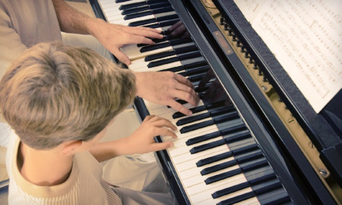 Mordent Music - Tecumseh: 3, 5, or 10 Kids' Half-Hour Piano Lessons at Mordent Music (Up to 61% Off)