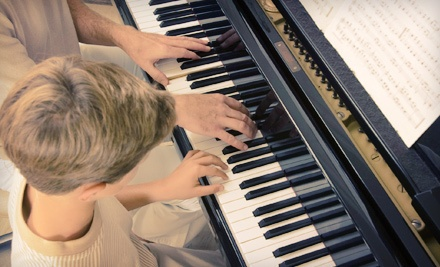 3 Half-Hour Piano Lessons (a $60 Value) - Mordent Music in Tecumseh