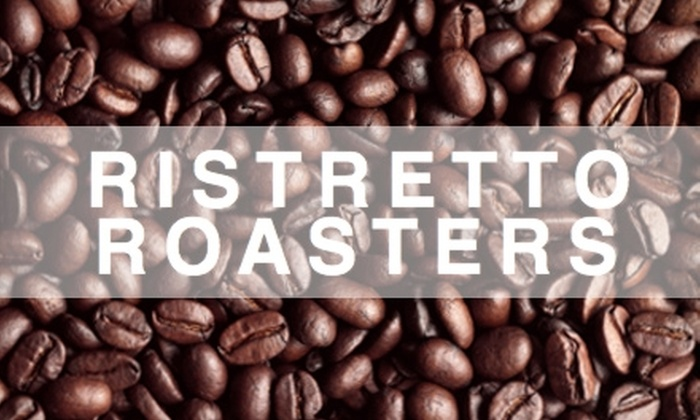 Ristretto Roasters - Multiple Locations: $7 for $15 Worth of Coffee Drinks, Coffee Beans, and Pastries at Ristretto Roasters