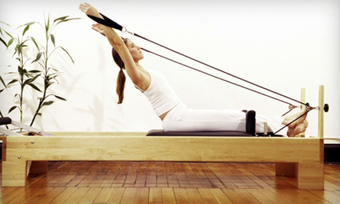 Pure Pilates - Multiple Locations: $35 for Five Group Reformer Classes at Pure Pilates ($125 Value)