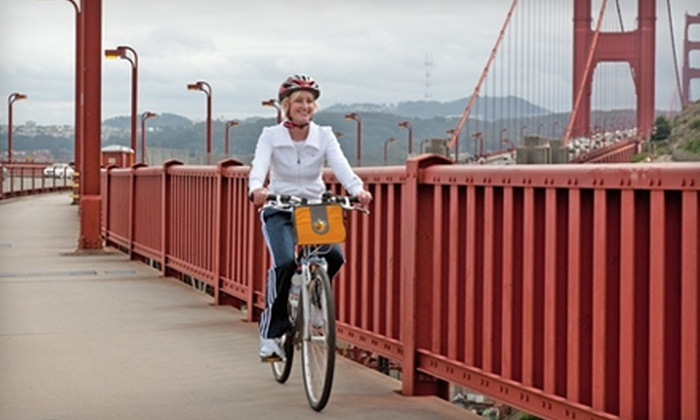 Bay City Bike - Multiple Locations: $35 for Self-Guided Bike Tour for Two Plus Two Waters from Bay City Bike