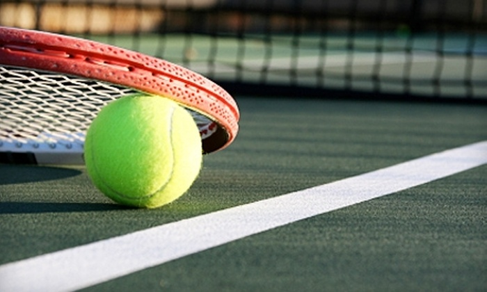 Live to Play  - Mount Pleasant: 90-Minute Adult Clinic or 5-Day Kids' Tennis Camp at Live to Play in Mt. Pleasant