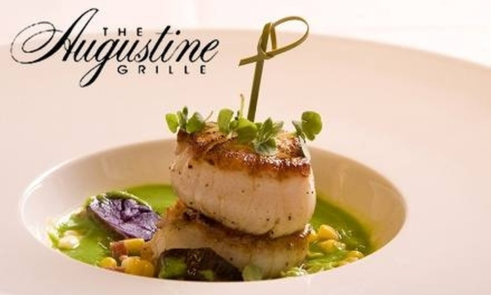 The Augustine Grille - Palm Valley: $25 for $50 Worth of Fine Food at The Augustine Grille