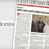 """""""Crain's Detroit Business"""": $25 for a One-Year Subscription to """"Crain's Detroit Business"""" ($59 Value)"""