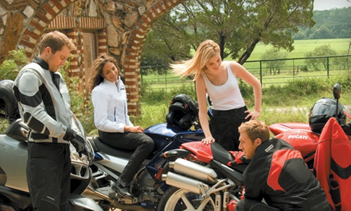 Sport Ryder Rentals - Original Town: $69 for a One-Day Motorcycle Adventure from Sport Ryder Rentals in Carrollton (Up to $164.95 Value)