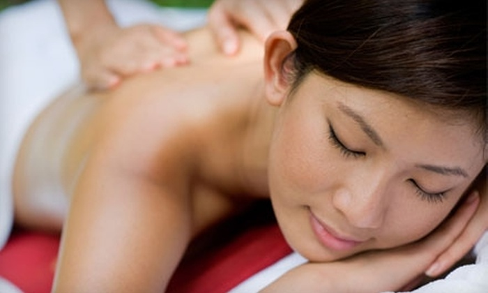 Aqua the Day Spa - Multiple Locations: $60 for $120 Worth of Spa Services at Aqua the Day Spa