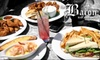 Baron Bar & Grill - South Poplar: $20 For Contemporary Fare at The Baron Bar & Grill ($40 Value)