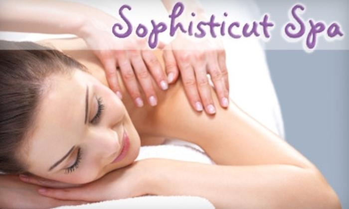 Sophisticut Spa - Webster: $30 for a 60-Minute Reiki Session or a 60-Minute Swedish Massage at Sophisticut Spa