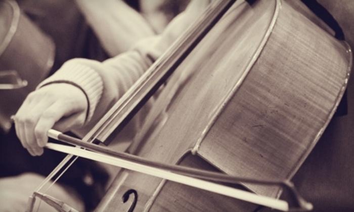 Corona Symphony Orchestra - Corona: Two Tickets to the Corona Symphony Orchestra in Corona. Two Performances Available.