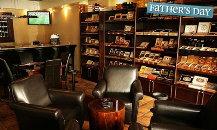 Lit Cigars - Industrial Section: $15 for $30 Worth of Cigars, Beer, and Wine at Lit Cigars in Coral Gables