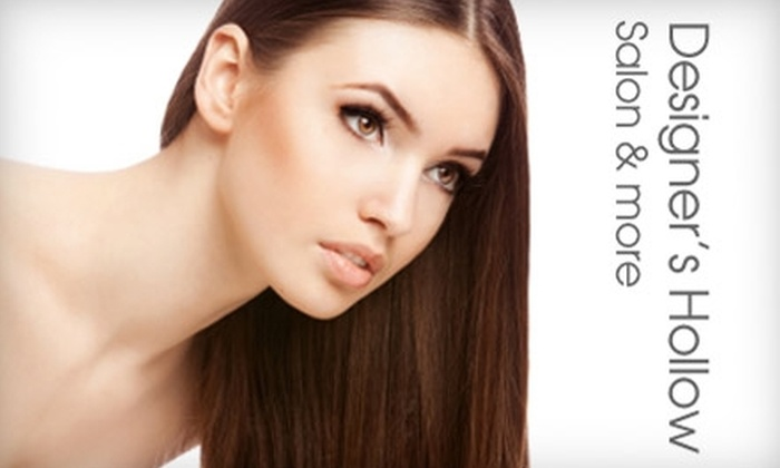 Designer's Hollow - Mentor: $99 for a Brazilian Blowout at Designer's Hollow in Mentor ($199 Value)