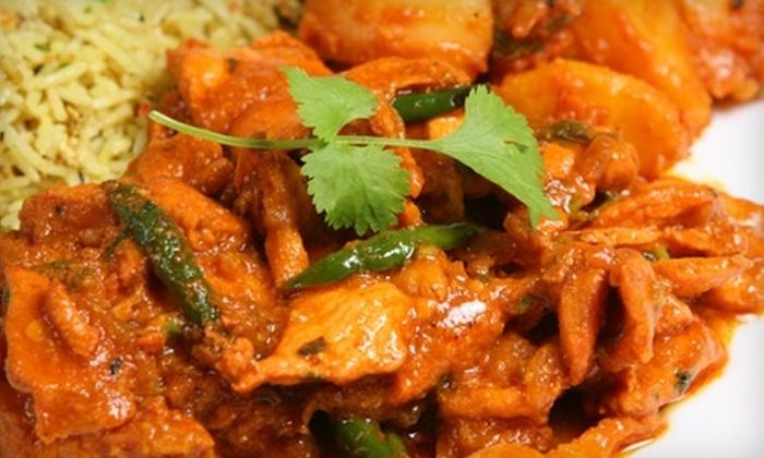 Mela Indian Cuisine - Toronto: $20 for $40 Worth of Upscale Indian Fare at Mela Indian Cuisine