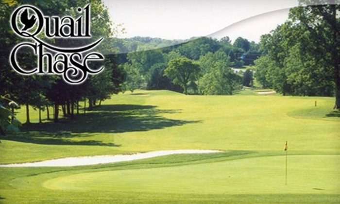 Quail Chase Golf Course - South Side: $20 for 18 Holes of Golf with Cart at Quail Chase Golf Course