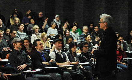 1-Day Introductory Filmmaking Course with Elliot Grove on Sat., Nov 5th (a $249 value) - Raindance Filmmaking in Toronto
