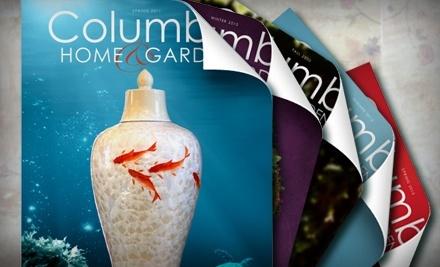 Columbia Home & Garden - <i>Columbia Home & Garden</i> in