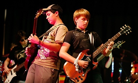 DayJams: Kids' Rock-Music Camp Mon., July 25- Fri., July 29 at 179 E Main St. in Patchogue - DayJams in Patchogue