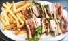 Half Off Breakfast and Lunch Fare at Café Perks