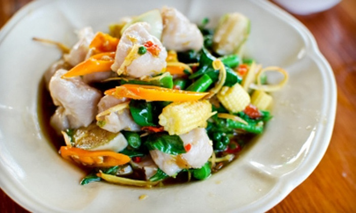 Discover World Cuisine - West Columbia: $55 for a Five-Course International Dinner for Two from Discover World Cuisine ($110 Value)