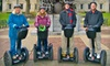 Triangle Glides - Central Raleigh: $19 for a One-Hour Weekday or Weekend Segway Tour from Triangle Glides ($40 value)
