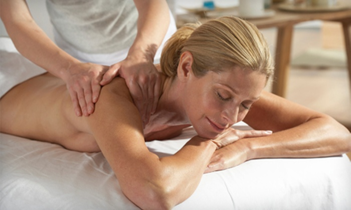 Harmonic Energy - Downtown: One or Three 60-Minute Massages at Harmonic Energy (Up to 60% Off)