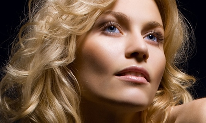 Eclip-tic Salon - Bay View: $50 for Partial Highlights or Lowlights, Haircut, Style, and Shine Treatment at Eclip-tic Salon (Up to $105 Value)