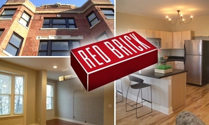 Red Brick Management - Central West End: $25 for $500 Toward Rent at Any Red Brick Management Building