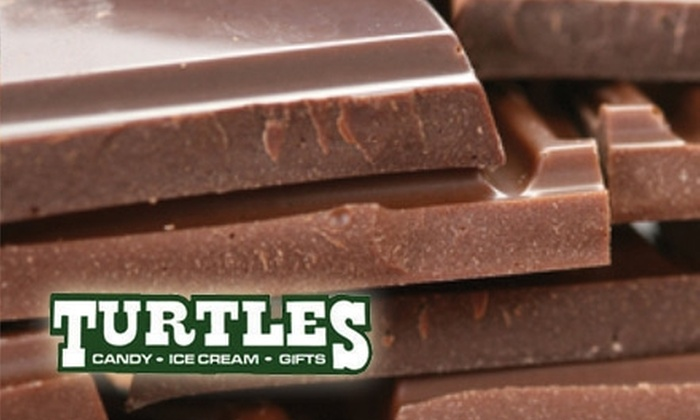 Turtles - Central Sacramento: $10 for $20 Worth of Sweets and Treats from Turtles