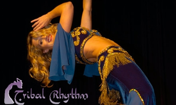 Tribal Rhythm - Bowie: $19 for Four Weeks of Unlimited Belly-Dancing Classes at Tribal Rhythm ($45 Value)