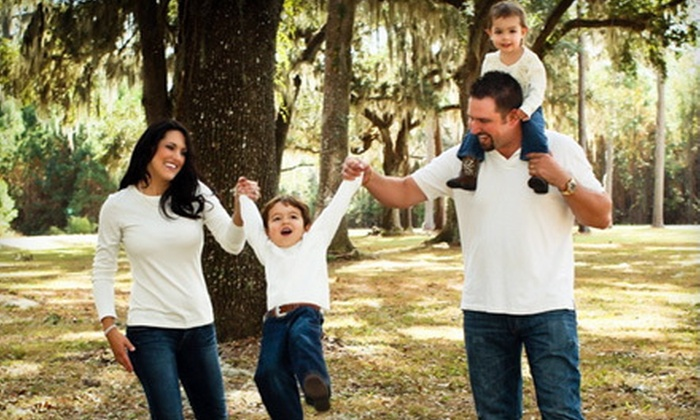 Powers Photography - Gainesville: $69 for a Photography Package with Prints and One-Hour Shoot at Powers Photography ($465 Value)