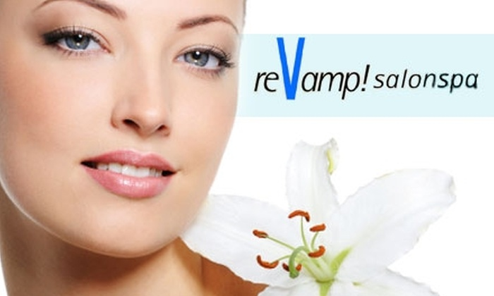reVamp! SalonSpa - Uptown: $50 Worth of Hair and Spa Services at reVamp! SalonSpa