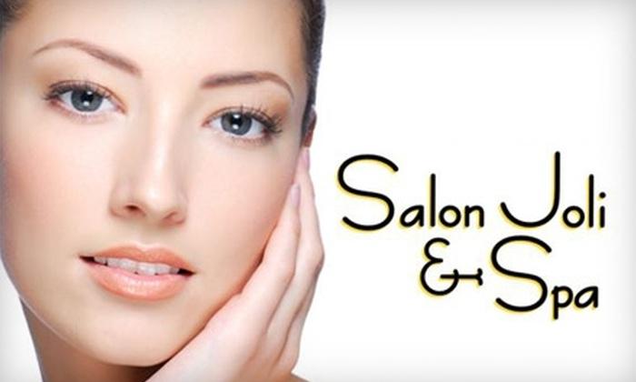 Salon Joli & Spa - Ballwin: $45 for Microdermabrasion at Salon Joli & Spa in Ellisville ($99 Value)
