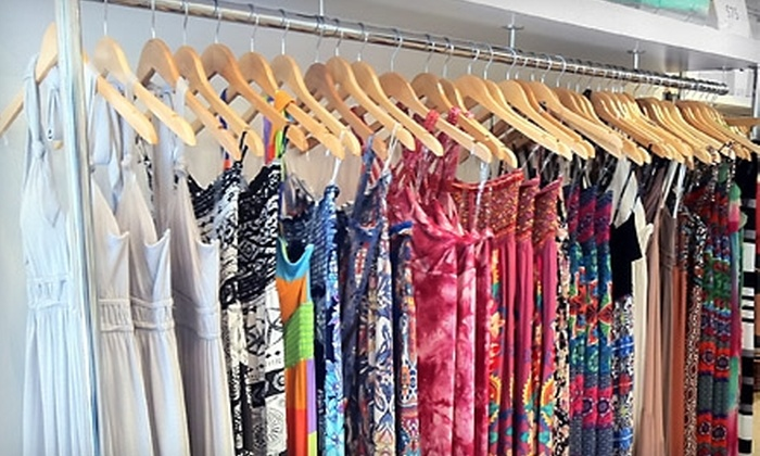 Taroo - Multiple Locations: $50 for $100 Worth of Boutique Clothing and Accessories at Taroo