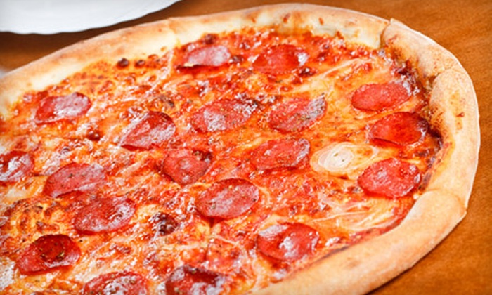 Red Rock Pizza - Southhampton: $15 for $30 Worth of Italian Fare at Red Rock Pizza