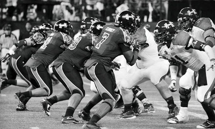 Under Armour All-America High School Football Game - St. Petersburg: One or Four Tickets to Under Armour All-America High School Football Game at Tropicana Field on January 5 at 7:30 p.m.