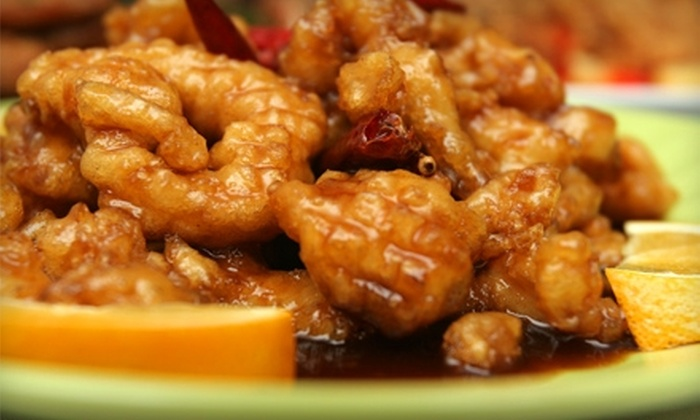 Go China Restaurant - West Central: $10 for $20 Worth of Mandarin and Szechuan Fare and Drinks at Go China Restaurant in Pasadena