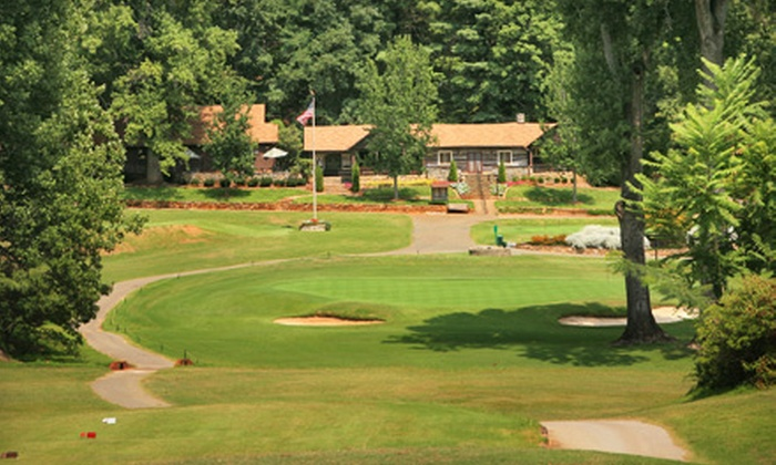 Tryon Country Club - Tryon: $40 for an 18-Hole Golf Outing for Four at Tryon Country Club ($80 Value)