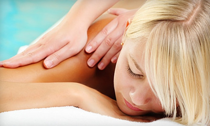 The Spa - Edgewater: $39 for Massage, Facial, or Foot Treatment at The Spa ($80 Value)