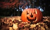 Pirate Mini Golf - Marion: Haunt'd Cove Haunted-Trail Outing for Two, Four, or Six at Pirate Mini Golf in Marion (Up to 55% Off). Four Dates Available.