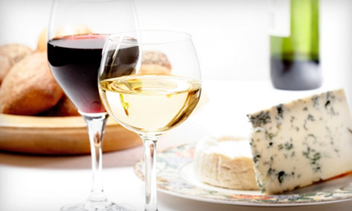 New York Gourmet Society - Upper East Side: $35 for a Wines of the New World Tasting on November 21 Including Cheese, Breads, and Souvenir Glass from the New York Gourmet Society (Up to $80 Value)