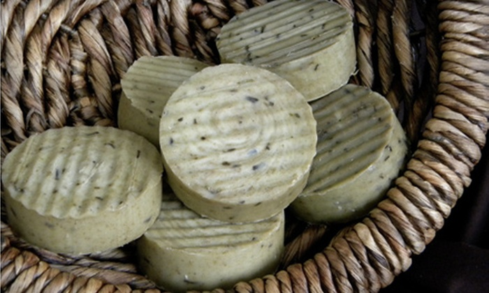 Anhydrus: $12 for $25 Worth of Handmade Soap and Bodycare Products from Anhydrus