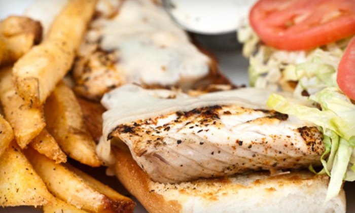 Steve's Greenhouse Grill - Downtown Phoenix: $12 for $25 Worth of Gastropub Fare at Steve's Greenhouse Grill