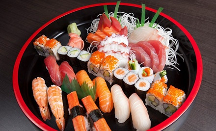 $30 Groupon to Asia Feast Sushi Bar - Asia Feast Sushi Bar in